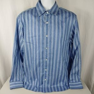 MICHAEL MIchael Kors L/S Button Up Shirt Size L